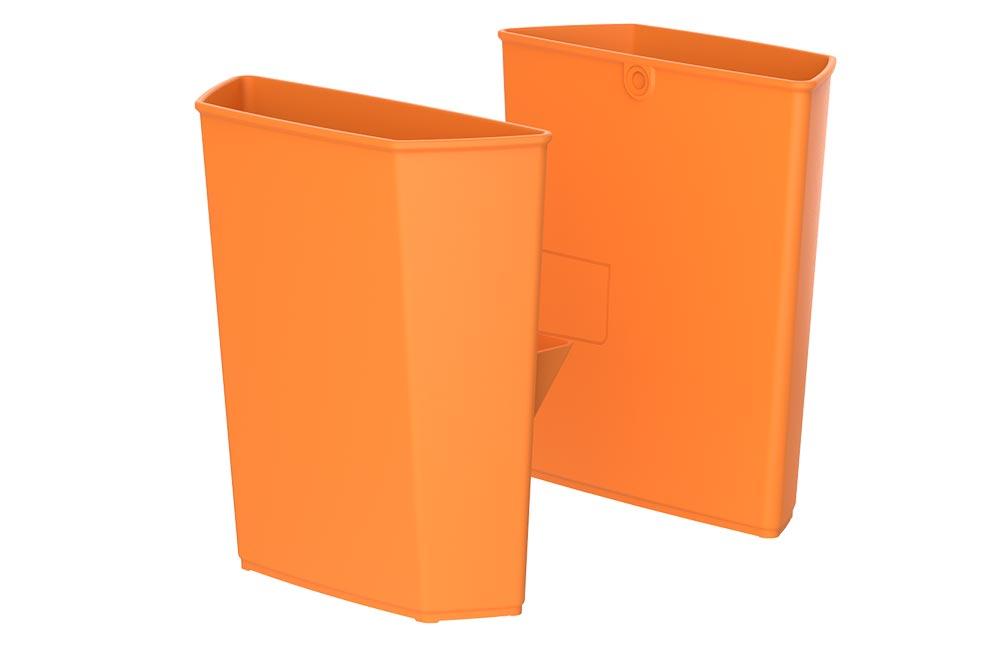Контейнери за отпадъци в различни цветове 2